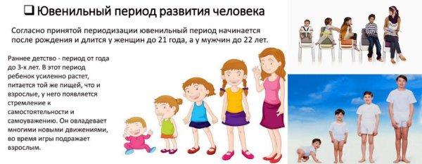 Постнатальный период развития ребенка начинается thumbnail