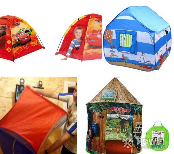 Детская палатка что это