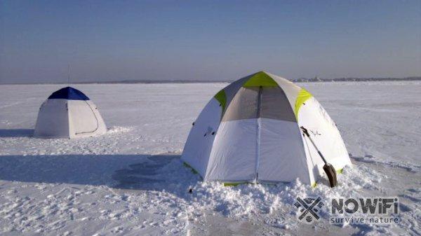 Палатка своими руками - как ее сделать