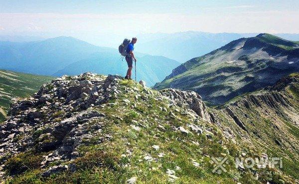 Список снаряжения для горных походов